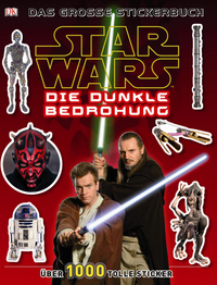 Coverbild Star Wars Die dunkle Bedrohung, 9783831020638