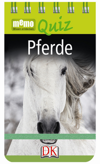 Coverbild memo Quiz. Pferde, 9783831022793