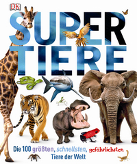 Coverbild Supertiere, 9783831024100
