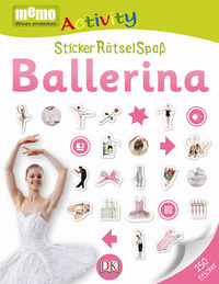 Coverbild memo Activity. Ballerina, 9783831027095