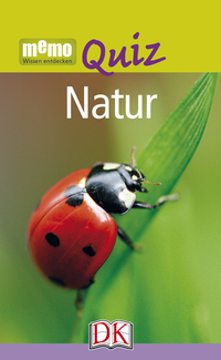 Coverbild memo Quiz. Natur, 9783831031986