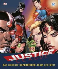 Coverbild DC Justice League, 9783831033218