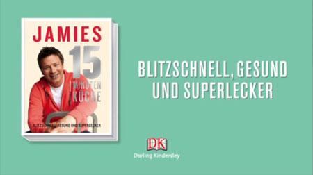 Jamies 15-Minuten-Küche   DK Verlag