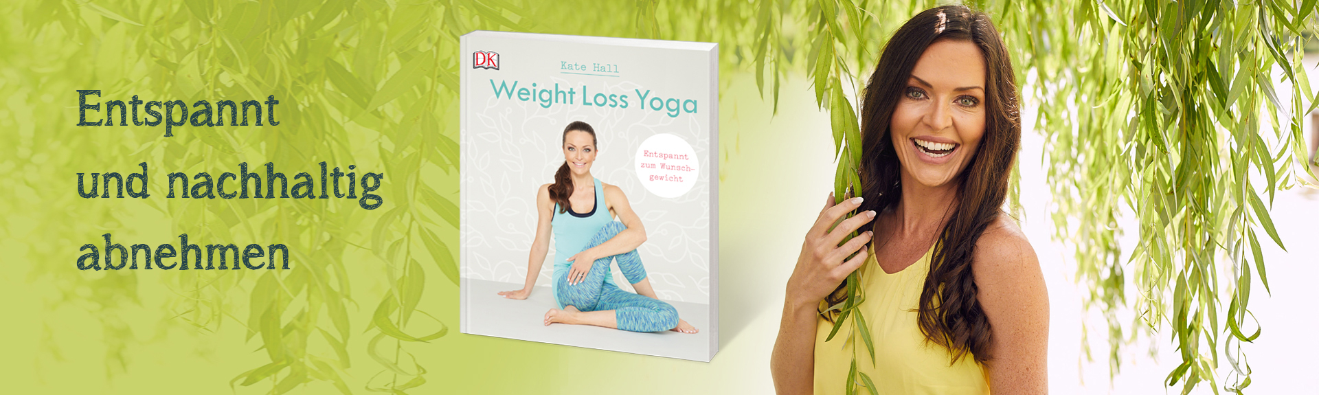 Kate Hall - Weight Loss Yoga