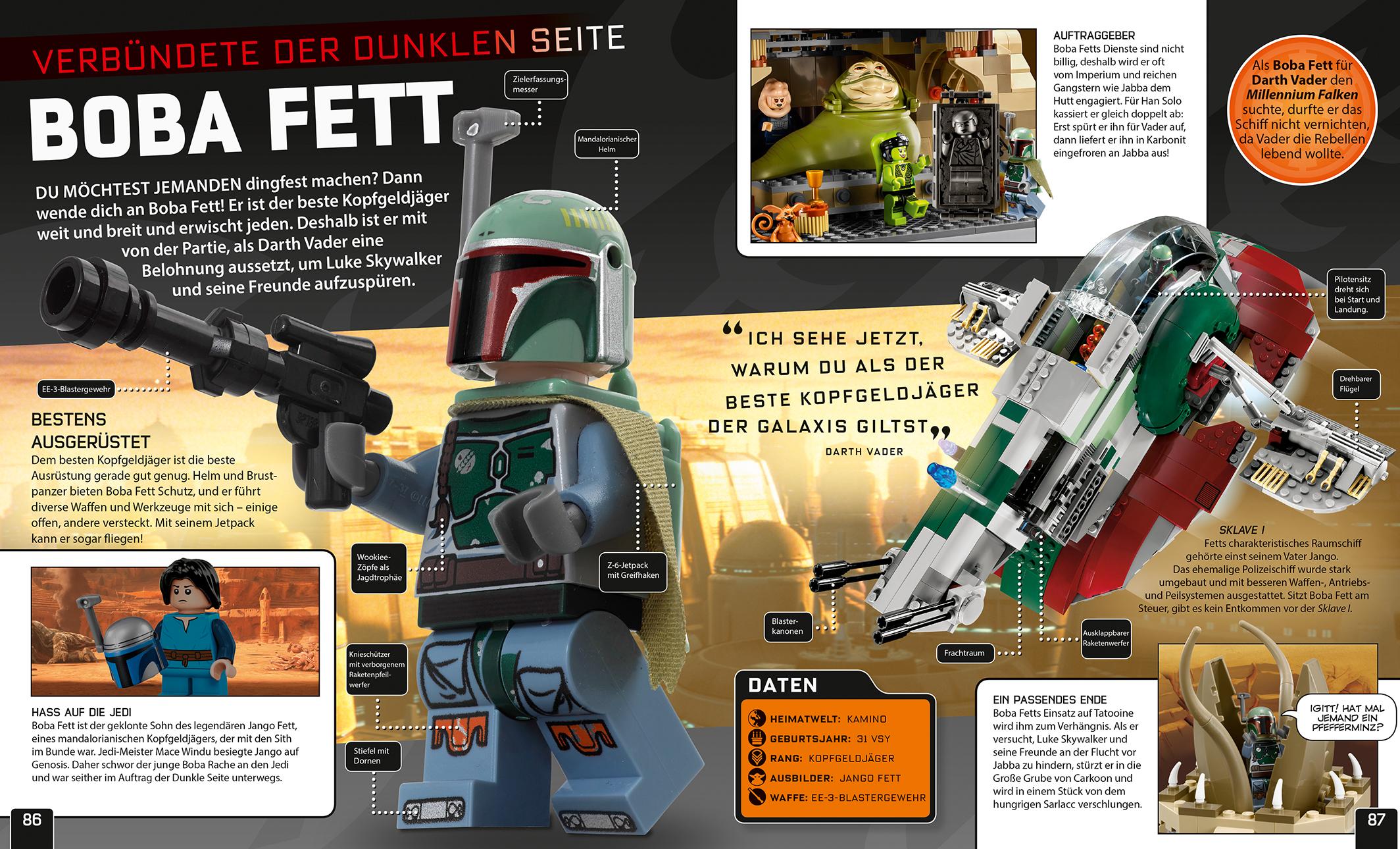 Lego Star Wars Die Dunkle Seite Dk Verlag