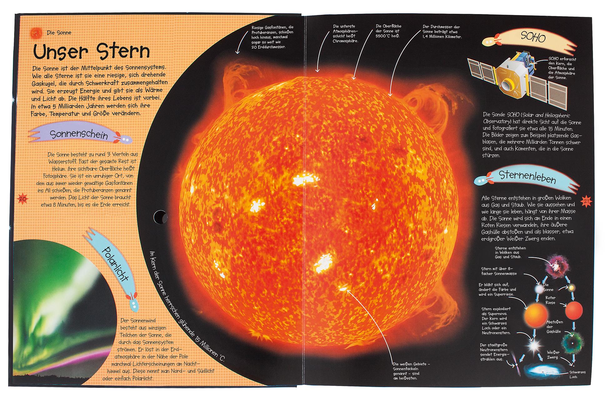 sterne und planeten  dk verlag