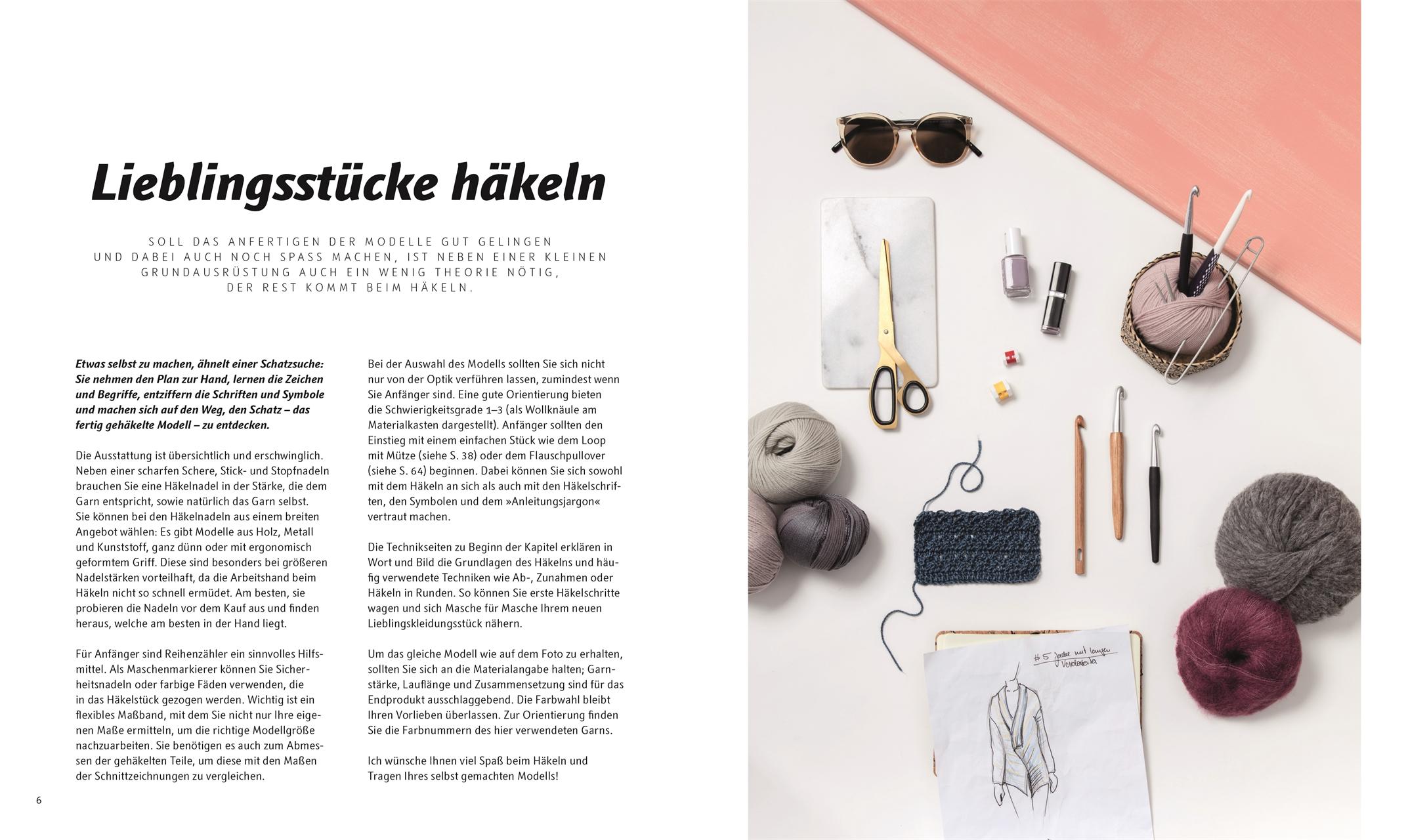 Stylish Häkeln Dk Verlag