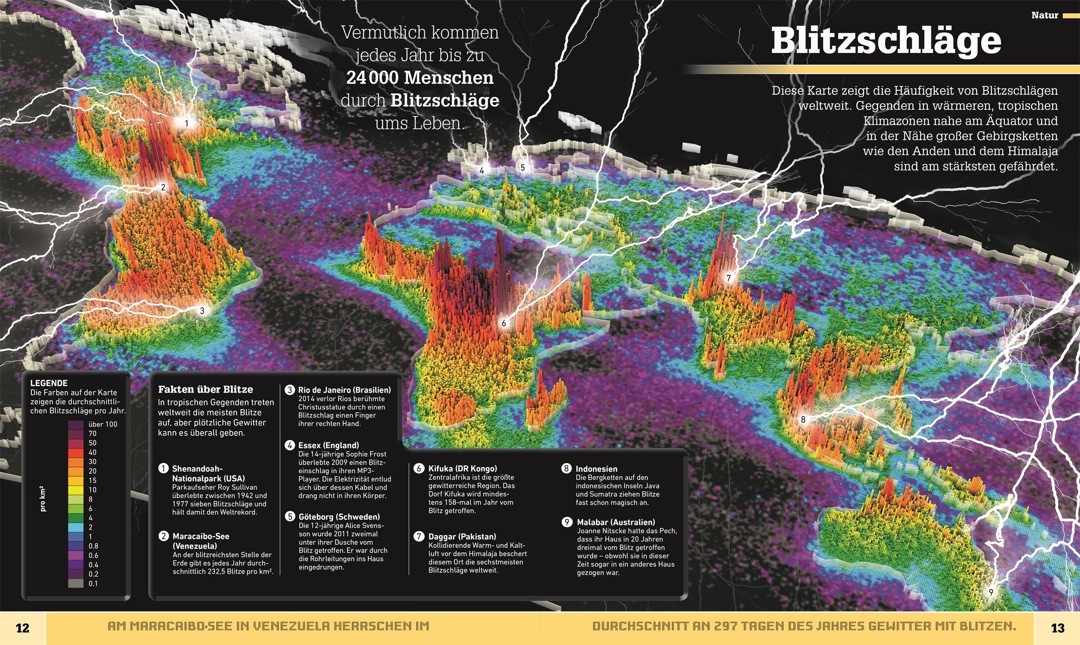 Azoren Karte Weltatlas.Der Unglaublichste Atlas Der Welt Dk Verlag