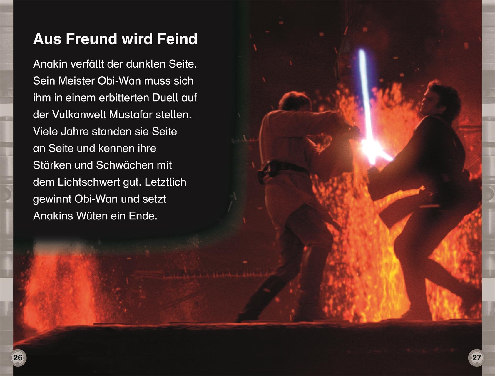 Etonnant Innenansicht 2 Zum Buch SUPERLESER! Star Wars™ Lichtschwert Abenteuer