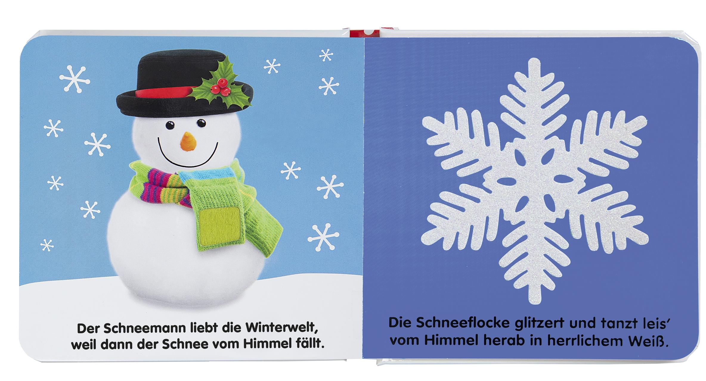 Bilderbuch Tannenbaum.Mein Fühlbilderbuch Weihnachten Dk Verlag