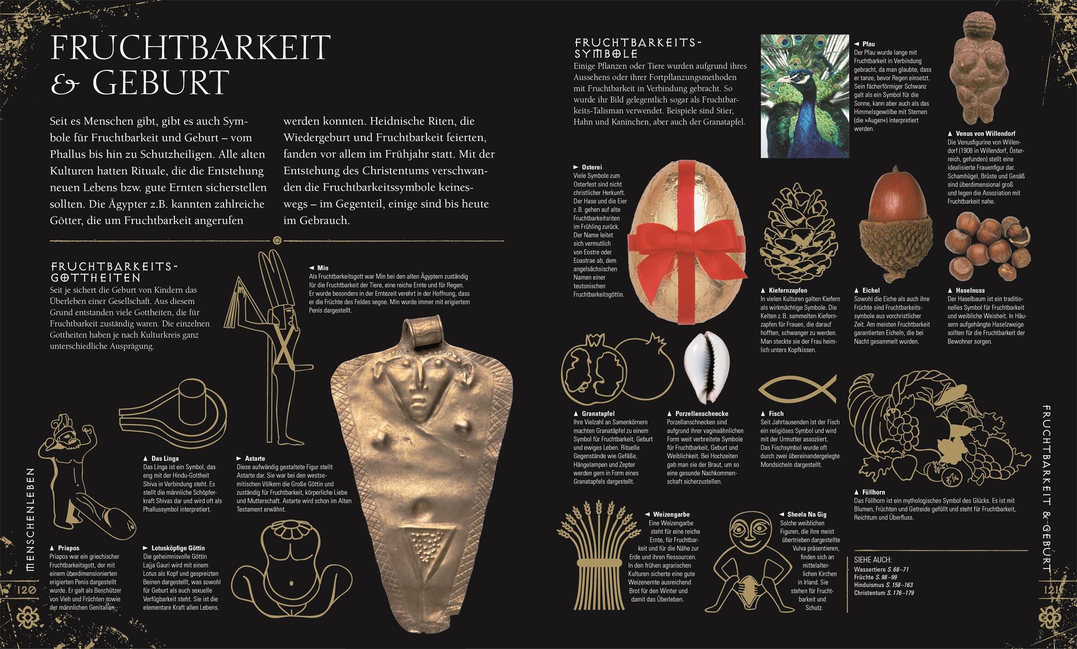 Liste symbole bedeutung Wappen, Bedeutung